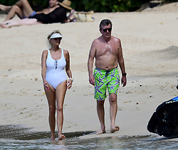 EXCLUSIVE: Hull City owner Russell Bartlett and wife spotted on holiday in Barbados. 12 Jan 2018 Pictured: Russell Bartlett. Photo credit: Shanice King/246paps / MEGA TheMegaAgency.com +1 888 505 6342