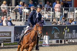 Gaublomme Arnaud, BEL, Opaline vd Bisschop<br /> Belgian Championship 6 years old horses<br /> SenTower Park - Opglabbeek 2020<br /> © Hippo Foto - Dirk Caremans<br />  13/09/2020