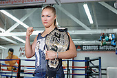 Rousey Media Day