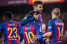 FC Barcelona vs Sevilla FC - 5 April 2017