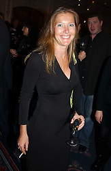SOPHIE CONRAN daughter of Sir Terence Conran at the Tatler Restaurant Awards in association with Champagne Louis Roederer held at the Four Seasons Hotel, Hamilton Place, London W1 on 10th January 2005.<br /><br /><br />NON EXCLUSIVE - WORLD RIGHTS