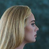 """October 14, 2021 - WORLDWIDE: Adele """"Easy On Me"""" Music Single Release"""