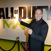 NLD/Amsterdam/20111107- Lancering Call of Duty MW3, Frans Bauer