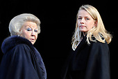 Koninklijke familie bij uitreiking Prins Claus Prijs