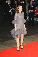 59th BFI London Film Festival: Suffragette - opening gala