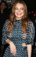 Lindsey Lohan, The Asian Awards, Grosvenor House, London UK, 08 April 2016, Photo by Brett D. Cove