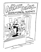 (The Arthur Daley Matrimonial Agency)