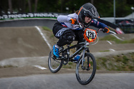 #126 (SHRIEVER Bethany) GBR during round 3 of the 2017 UCI BMX  Supercross World Cup in Zolder, Belgium,