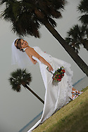 The wedding of Fritz Langerfeld and Georgia Adams at the Garden Center in Pensacola Fla., Sunday, October 10, 2010 in Pensacola.  ( Photo/ Michael Spooneybarger).