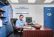 Coach James Kowalewski - Aldine High School Football