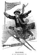 Leap-Year; or, the Irrepressible Ski.