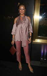 September 8, 2016 - New York, New York, U.S. - TV personality JILL MARTIN attends the Avra Madison Grand Opening Party held on the Upper East Side. (Credit Image: © Nancy Kaszerman via ZUMA Wire)