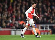 Arsenal v Southampton 020216