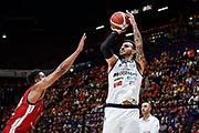 Sacchetti Brian<br /> A|X Armani Exchange Olimpia Milano - Germani Basket Brescia<br /> Basket Serie A LBA 2019/2020<br /> MIlano 29 September 2019<br /> Foto Mattia Ozbot / Ciamillo-Castoria