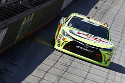 April 13, 2018 - Bristol, Tennessee, United States of America - April 13, 2018 - Bristol, Tennessee, USA: Brandon Jones (19) brings his car down the backstretch during final practice for the Fitzgerald Glider Kits 300 at Bristol Motor Speedway in Bristol, Tennessee. (Credit Image: © Chris Owens Asp Inc/ASP via ZUMA Wire)