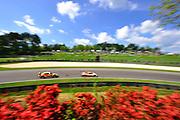 29-31 March, 2012, Birmingham, Alabama USA.Max Angelelli, Ricky Taylor, SunTrust Racing / Corvette DP.(c)2012, Jamey Price.LAT Photo USA