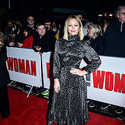 Kimberley Walsh attend Pretty Woman The Musical press night at Piccadilly Theatre on 2nd March 2020, London, UK.