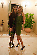 BETTINA VON HASE; NADJA SWAROVSKI, Galen and Hilary Weston host the opening of Beatriz Milhazes Screenprints. Curated by Iwona Blazwick. The Gallery, Windsor, Vero Beach, Florida. Miami Art Basel 2011