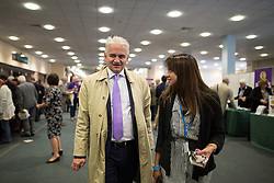 © Licensed to London News Pictures . 25/09/2015 . Doncaster , UK . PATRICK O'FLYNN at the 2015 UKIP Party Conference at Doncaster Racecourse , this morning (Friday 25th September 2015) . Photo credit : Joel Goodman/LNP