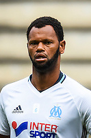 Rolando of Marseille during pre season Friendly match between Marseille and Ajax Amsterdam on July 20, 2016 in Beziers, France. (Photo by Alexandre Dimou/Icon Sport)