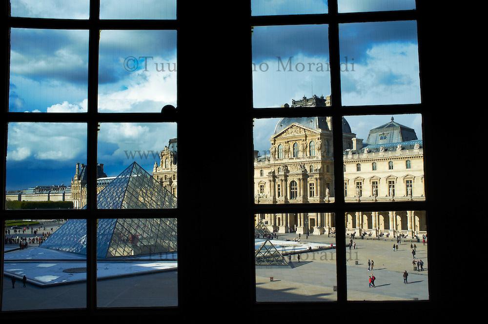France, Paris, musee du Louvre // France, Paris, Louvre museum