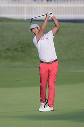 August 10, 2018 - Town And Country, Missouri, U.S - JORGE CAMPILLO from Spain on the fourth fairway during round two of the 100th PGA Championship on Friday, August 10, 2018, held at Bellerive Country Club in Town and Country, MO (Photo credit Richard Ulreich / ZUMA Press) (Credit Image: © Richard Ulreich via ZUMA Wire)