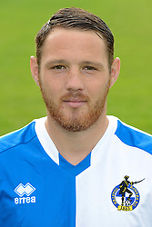 Tom Parkes of Bristol Rovers - Mandatory byline: Dougie Allward/JMP - 07966386802 - 03/08/2015 - FOOTBALL - Bristol Rovers Training Ground -Bristol,England - Bristol Rovers Headshots