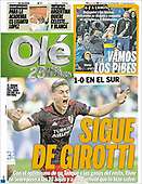 October 10, 2021 - LATIN AMERICA: Front-page: Today's Newspapers In Latin America