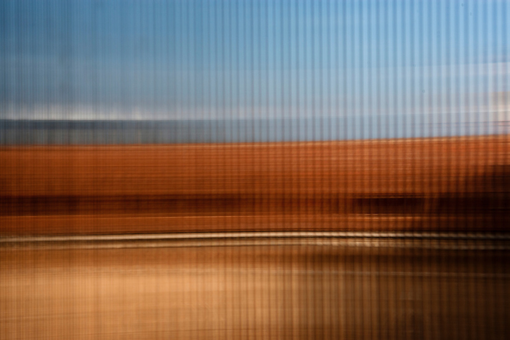 An abstract view of Venice