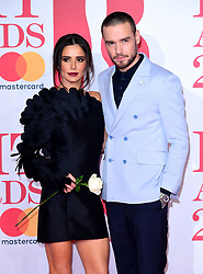File photo dated 21/02/18 of Cheryl and Liam Payne who have announced that they have split up.