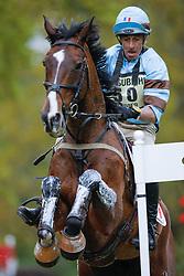"""Bouvier Bruno (FRA) - Harry<br /> """"The Mitsubishi Motors Badminton Horse Trials""""<br /> CCI**** Badminton 2009<br /> © Dirk Caremans"""