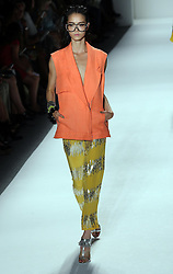 Tracy Reese show at  New York Fashion Week  Sunday, 9th September 2012. Photo by: Stephen Lock / i-Images