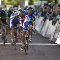 Olympia's Tour Reuver<br />Wim Stroetinga wint de slotetappe in Reuver