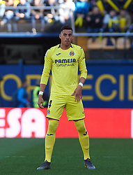 February 3, 2019 - Villarreal, Castellon, Spain - Ramiro Funes Mori of Villarreal during the La Liga match between Villarreal and Espanyol at Estadio de la Ceramica on February 3, 2019 in Vila-real, Spain. (Credit Image: © Maria Jose Segovia/NurPhoto via ZUMA Press)