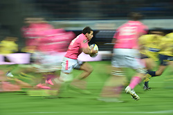 October 28, 2017 - Clermont-Ferrand - Stade Marcel, France - Julien Arias  (Credit Image: © Panoramic via ZUMA Press)