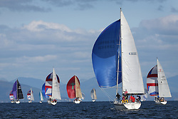 Peelport Clydeport, Largs Regatta Week 2014 Largs Sailing Club based at  Largs Yacht Haven.<br /> <br /> 4302C, Suilven, Westerly Regatta 370, Paul Rae, FYC