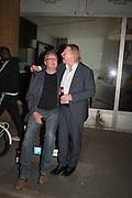 ANDY TROST; RALPH-JORG WEZORKE, The Verve, photographs by Chris Floyd ... Art Bermondsey Project Space, London. 6 September 2017
