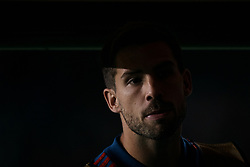 September 11, 2018 - Elche, Alicante, Spain - Inigo Martinez Berridi of Spain looks on prior to the during the UEFA Nations League A group four match between Spain and Croatia at Manuel Martinez Valero on September 11, 2018 in Elche, Spain  (Credit Image: © David Aliaga/NurPhoto/ZUMA Press)