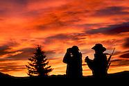 Montana elk hunt essay