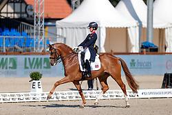 Dujardin Charlotte, GBR, Gio<br /> European Championship Dressage - Hagen 2021<br /> © Hippo Foto - Dirk Caremans<br /> 08/09/2021