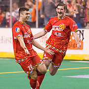 The Baltimore Blast defeat the Milwaukee Wave 8-7 in OT.