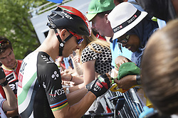 June 17, 2017 - Schaffhausen, Schweiz - Schaffhausen, 17.06.2017, Radsport - Tour de Suisse, Rui Faria Da Costa an der Tour de Suisse. (Credit Image: © Melanie Duchene/EQ Images via ZUMA Press)