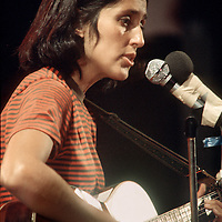 """Joan Baez - """" Let it be"""".- .Following Hendrix on stage was potentially the hardest job in the world, but Joan reacted by making her first song """"Let it Be"""". She won the crowd immediately and continued from strength to strength. Baez took complete control and the audience hung on her every word. """"the finest folk singer in the World"""" had shown what she was made of"""