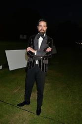 JACK GUINNESS at the Chovgan Twilight Polo Gala in association with the PNN Group held at Ham Polo Club, Petersham Close, Richmond, Surrey on 10th September 2014.