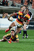 Henry Speight's during their Round 9 ITM cup Rugby match, Waikato v Otago, at Waikato Stadium, Hamilton, New Zealand, Sunday 13 August  2011. Photo: Dion Mellow/photosport.co.nz
