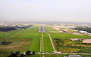 runway approach shot Gdansk Lech Wa?esa Airport (IATA: GDN, ICAO: EPGD) Gda?sk, Poland,