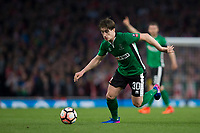 Lincoln City's Alex Woodyard in action      <br /> <br /> <br /> Photographer Craig Mercer/CameraSport<br /> <br /> The Emirates FA Cup Sixth Round - Arsenal v Lincoln City - Saturday 11th March 2017 - The Emirates - London<br />  <br /> World Copyright © 2017 CameraSport. All rights reserved. 43 Linden Ave. Countesthorpe. Leicester. England. LE8 5PG - Tel: +44 (0) 116 277 4147 - admin@camerasport.com - www.camerasport.com