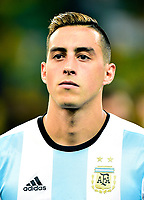 Conmebol - World Cup Fifa Russia 2018 Qualifier / <br /> Argentina National Team - Preview Set - <br /> Jose Ramiro Funes Mori