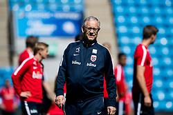 June 5, 2018 - Oslo, NORWAY - 180605 Lars Lagerbäck, head coach of Norway, during a training session on June 5, 2018 in Oslo..Photo: Jon Olav Nesvold / BILDBYRÃ…N / kod JE / 160267 (Credit Image: © Jon Olav Nesvold/Bildbyran via ZUMA Press)
