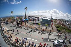 Registration area, the Lookout, at the V&A Waterfront in Cape Town prior to the start of the 2017 Absa Cape Epic Mountain Bike stage race held in the Western Cape, South Africa between the 19th March and the 26th March 2017<br /> <br /> Photo by Mark Sampson/Cape Epic/SPORTZPICS<br /> <br /> PLEASE ENSURE THE APPROPRIATE CREDIT IS GIVEN TO THE PHOTOGRAPHER AND SPORTZPICS ALONG WITH THE ABSA CAPE EPIC<br /> <br /> ace2016